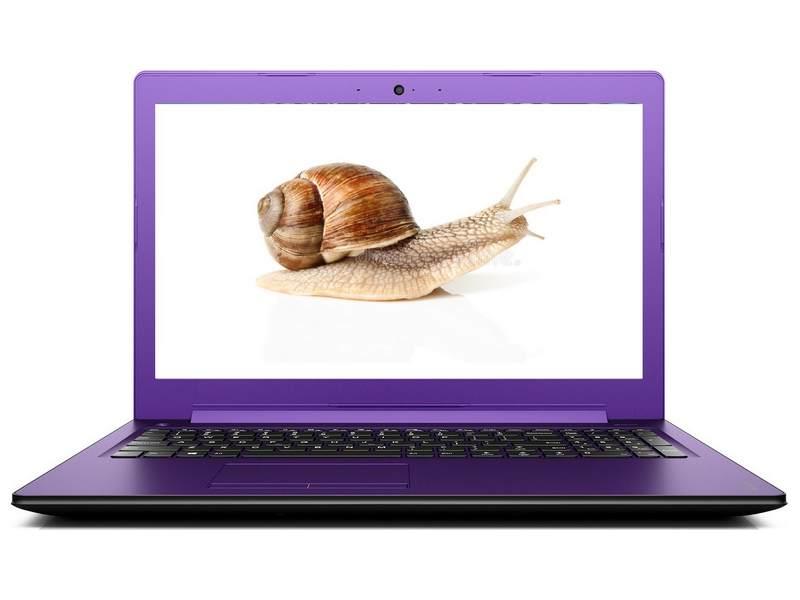 тормозит ноутбук