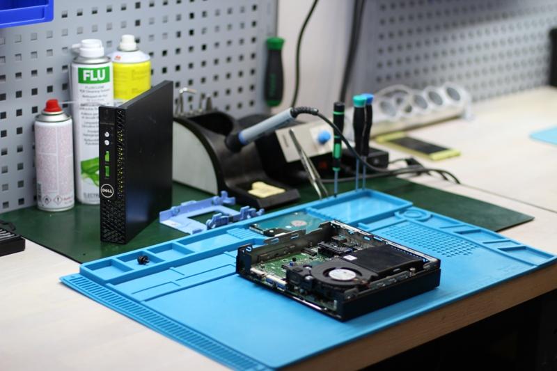 Ремонт комп'ютерів за доступною ціною в Києві