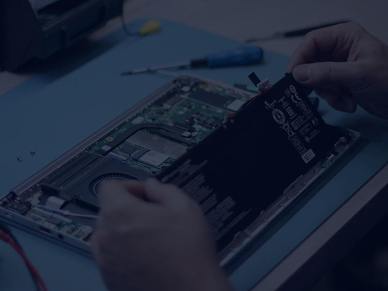 Почему не заряжается батарея ноутбука